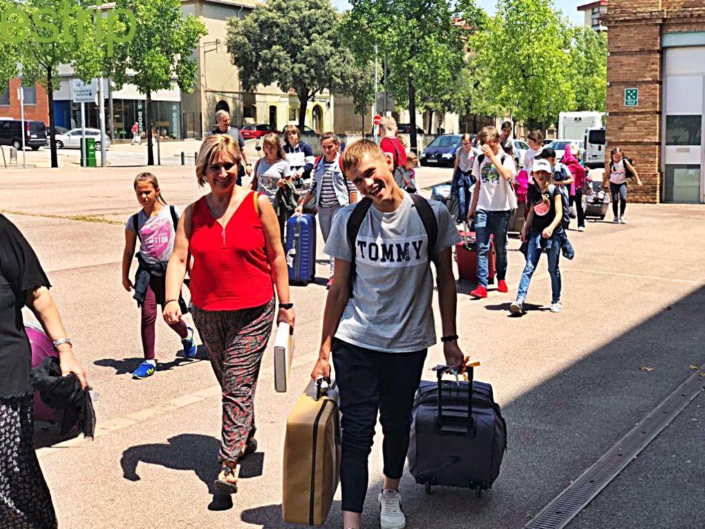 Osona amb els nens porta més de vint anys acollint, per vacances, nens i nenes de Bielorússia i Ucraïna