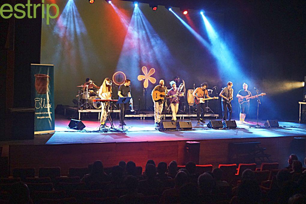 Concert de 'Pelat i Pelut' per al Tupí